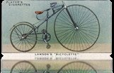 La bicyclette de H J Lawson 1879