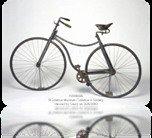 La bicyclette de sureté de John Kemp Starley 1885