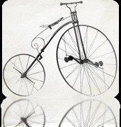 Le Vélocipède des frères Michaux 1861