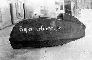 Super vélocar de 1935