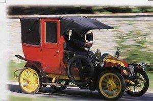 Taxis de la Marne Renault