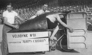 Vélo Caudron