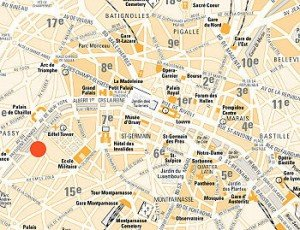Vélodrome d'Hiver à Paris