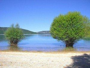 Lac de Sainte Croix 01