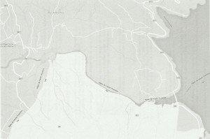 Plan barrage de Sainte Croix jusqu'au barrage de Quinson 01