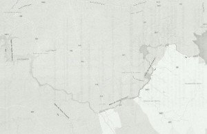Plan barrage de Sainte Croix jusqu'au barrage de Quinson 02