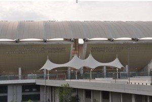 Achgabat le stade Olympique Turkménistan 04