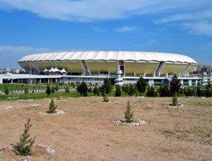 Achgabat le stade Turkménistan 02