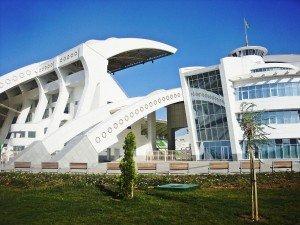 Achgabat le stade Turkménistan