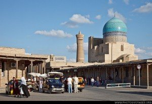 mosquée Kalian