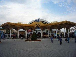 Tachkent Chorsu entrée