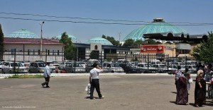 Tachkent Chorsu les sept domes 02