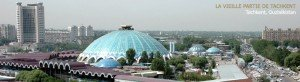 Tachkent Chorsu les sept domes