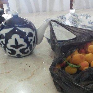 Tashkent - repas