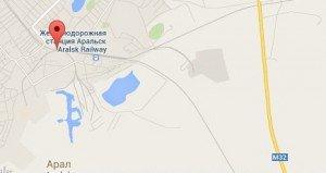 Aralsk station 01