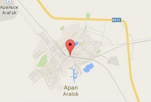 Aralsk station 02