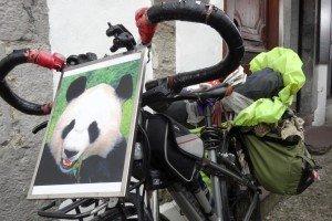 Arrive de Luo Weixiao à Espelette 04
