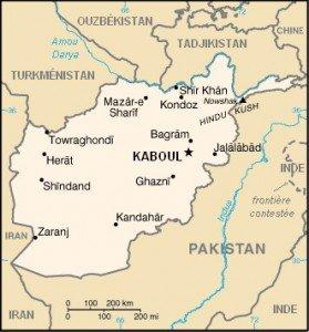 carte d'hérat en Afghanistan 02