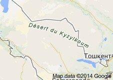 désert du Kyzylkoum