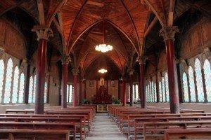 église de Dengchigou