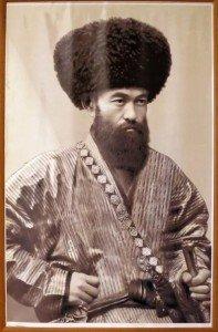 Islam Khodja grans Vizir de Khiva 1907-19010