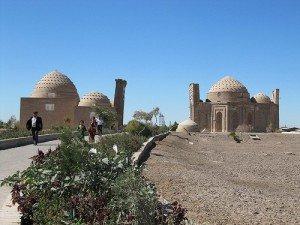 Kounya Ourguentch Mausolée de Najm-ad-Din al-Kubra 01