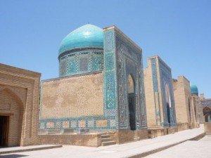 Mausolée de Shah-I-Zinda