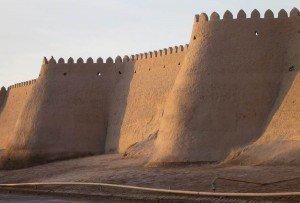 Remparts de Khiva 05