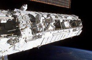 Station spatiale internationale en 2011  08