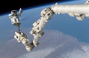 Station spatiale internationale en 2011  09