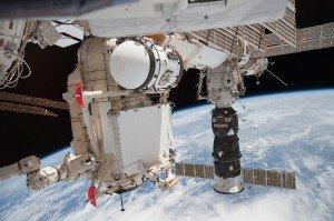 Station spatiale internationale en 2011  12 progress