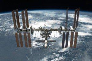 Station spatiale internationale en 2011