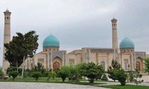 Tachkent complexe Hasti Imam 03