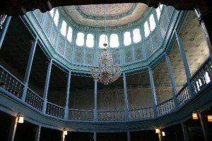 Tachkent complexe Hasti Imam 06 intérieur de la bibliothèque de la mosquée Tellia Cheikh