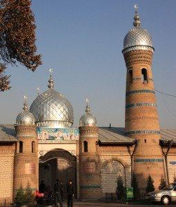 Tachkent Grande Mosquée Jurabek