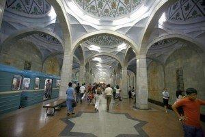 Tachkent métro 01