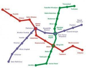 Tachkent métro 04