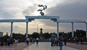 Tachkent place de l'indépendance 01