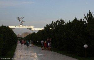 Tachkent place de l'indépendance 02