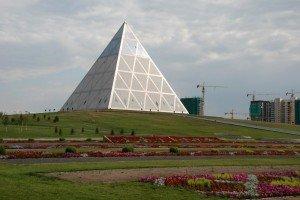 Astana la Pyramide de la paix et de la concorde