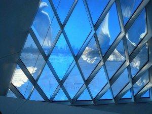 Astana l'intérieur du palais de la paix 02