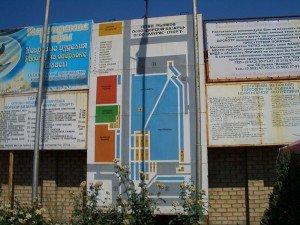 Bishkek Dordoy bazaar plan 02