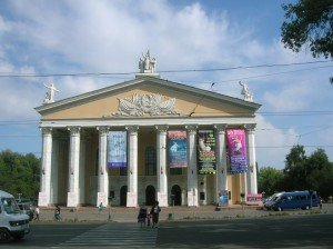 Bishkek l'Opéra 01