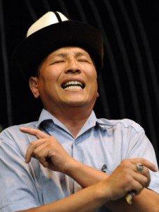 Bishkek -  manaschï  Talantaaly Bakchiev 02