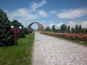 Bishkek Monument de la Victoire contre le nazisme 03