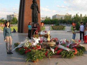 Bishkek Monument de la Victoire contre le nazisme 05