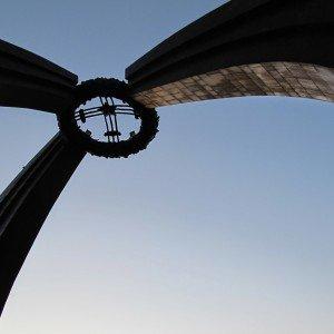 Bishkek Monument de la Victoire contre le nazisme 08