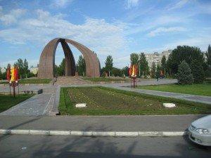 Bishkek Monument de la Victoire contre le nazisme 09