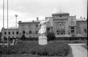 Bishkek Railway Station