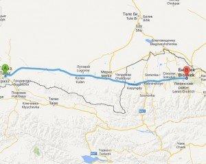 M39 Taraz Bichkek
